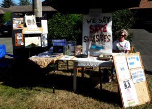 Filberg Fest Display July 31, 2016