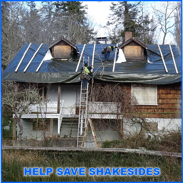 Contrast between Mervill and Comox, regards saving old buildings